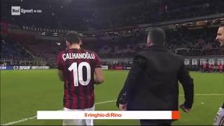 AC Milan - Il ringhio di Rino Gattuso