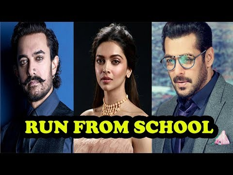 Top 5 Less Educated Celebrities of B-Town [Bollywood Cafe]