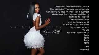 Natasha Mosley- Yea Yea (Lyrics)