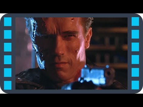 Терминатор 2: Судный день - Сцена 5/10 Заварушка в больнице (1991) QFHD