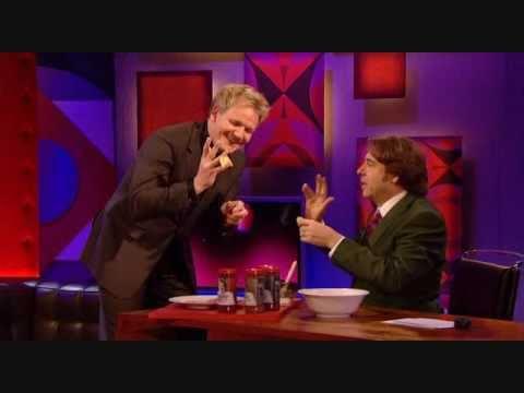 Gordon Ramsay on Jonathan Ross 2009.12.04 (part 2) (hq)