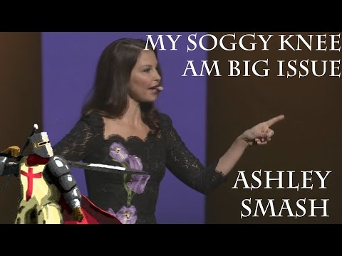 Lets Celebrate International Womens Day With Ashley Judd!
