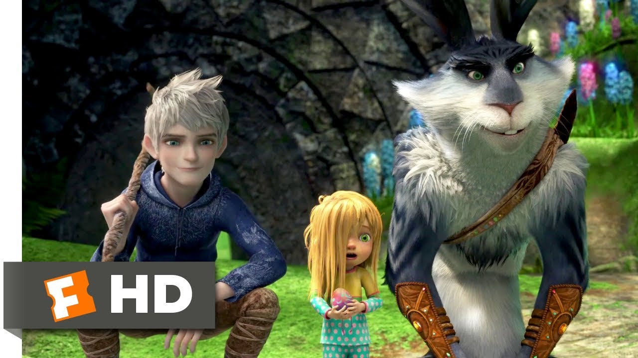 Download Rise of the Guardians (2012) - Easter Egg Land Scene (5/10)   Movieclips