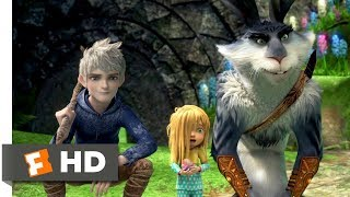 Rise of the Guardians (2012) - Easter Egg Land Scene (5/10) | Movieclips