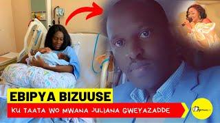Tojja Kukiriza Bizuuse Ku Taata Wo Mwana Juliana Kanyomozi Gweyazade. Rema Oliwa?