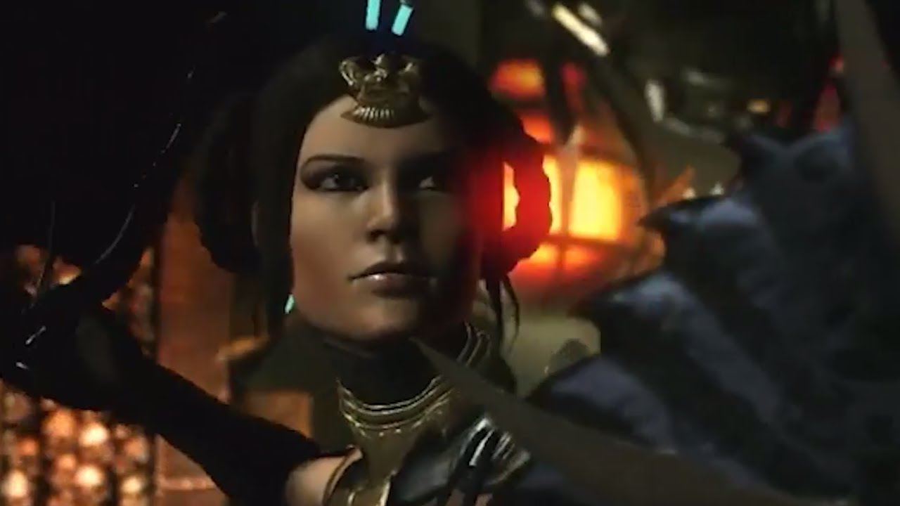 The Cage family Sonya, Johnny and Cassie | Mortal kombat