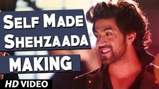 Download Hindi Video Songs - Self Made Shehzaada Making | Santhu Straight Forward Songs | Yash, Radhika Pandit | V.Harikrishna