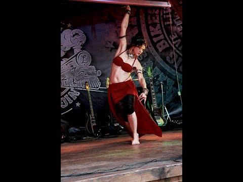Rock'n'Blues Tribal Party 11.08.2019 - Trilogy 3/3 - Tu Vas Me Detruir By Alina Alexandrova