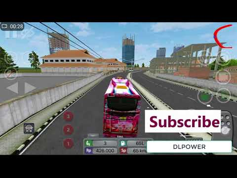 Bus horn and Dham Rajina Bus In Your Android Phone,Instalation and  gameplay-Indonesia bus Simulator