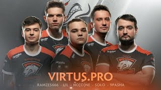 Virtus Pro - Последняя Надежда СНГ Доты [TI7]