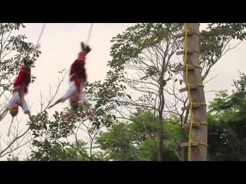 Niños Voladores de Papantla, el futuro de la conservación cultural