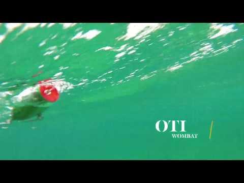 How Lures Swim: OTI Wombat