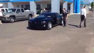 Keyes Chevrolet COPO Camaro 2