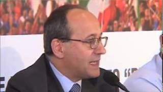 """Alberto Bagnai, convegno """"Prima l"""