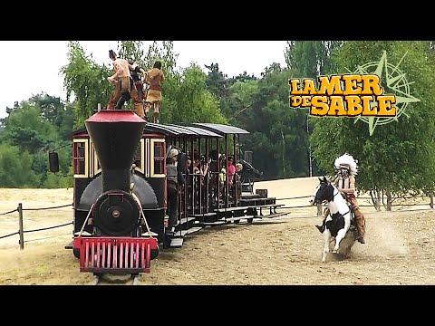 La Mer de Sable - L'Attaque du Pacific Express - Spot TV
