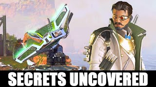 Uncovering the SECRETS to Crypto's Town Takeover Event in Apex Legends