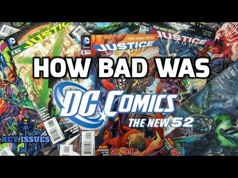 How Bad Was the New 52?