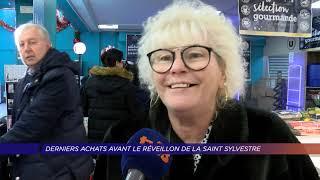 Yvelines | Derniers achats avant le réveillon de la St Sylvestre