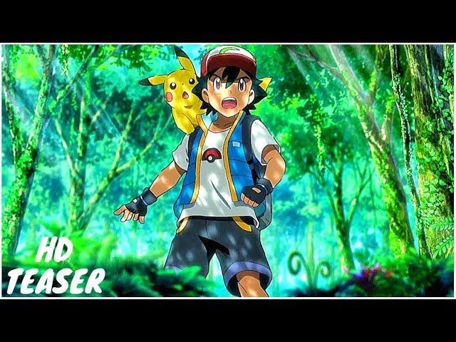Pokemon The Movie Koko Official Teaser New 2020 Pokemon Movie