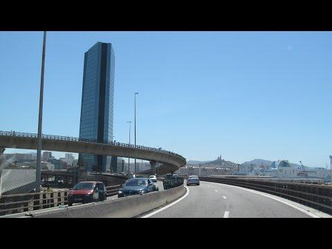 France: A55 Marseille