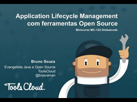 Introdução a Application Lifecycle Management com ferramentas Open Source