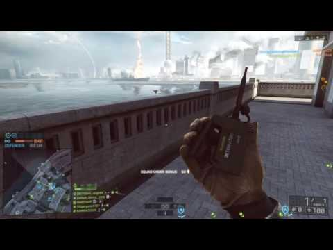 Battlefield 4™ I SNIPER GAMEPLAY |