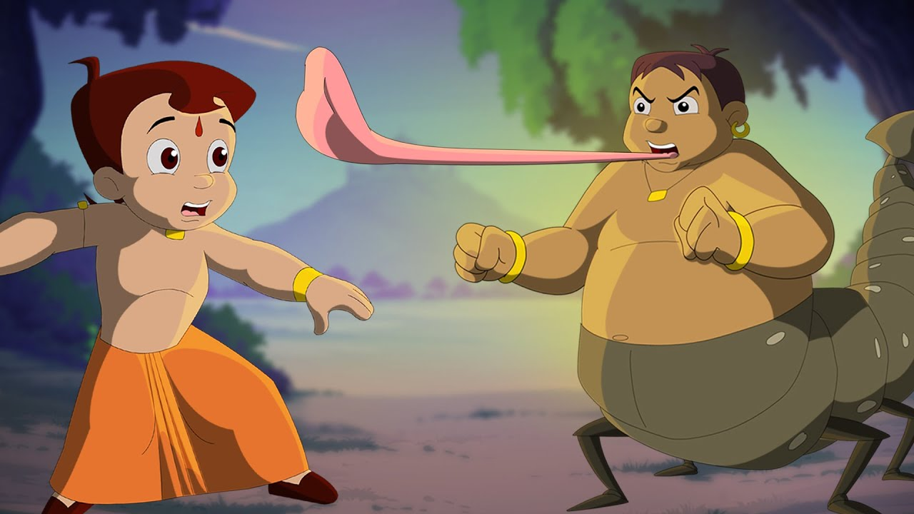 Chhota Bheem - Kalia Ban Gaya Khatarnak | Fun Kids Videos | Cartoon for Kids in Hindi