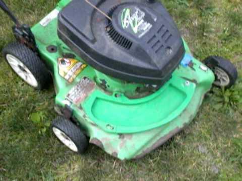 My New Lawn Boy