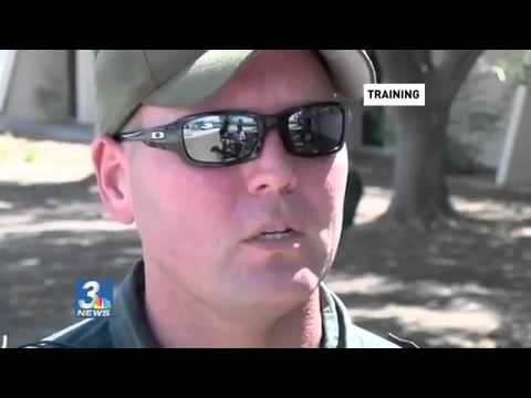 Active shooter training for Nye County Sheriff's Department