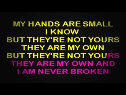 SC2190 06   Jewel   Hands [karaoke]