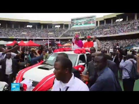 الكونغو الديمقراطية: الكنيسة في صلب السباق الانتخابي الرئاسي  - نشر قبل 3 ساعة