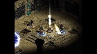 Diablo 2 Esp 😈 Cómo avanzar un personaje hasta el acto 5