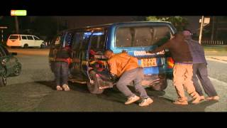 Drunk on wheels: Drunken matatu drivers
