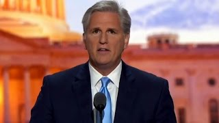 Kevin Mccarthy. Speech at Republican National Convention. July 19, 2016 RNC 2016 Cleveland