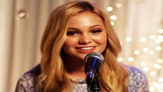 Olivia Holt | Snowflakes | Disney Playlist Sessions