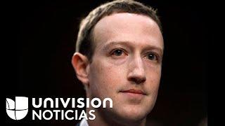 En Vivo: Mark Zuckerberg expone ante el Senado de Estados Unidos
