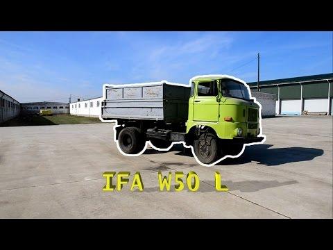 -=13=- IFA W50L típusú gépjármű bemutatása