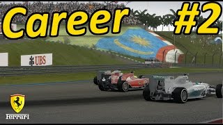 F1 2014 Career Mode Part 2: Malaysia