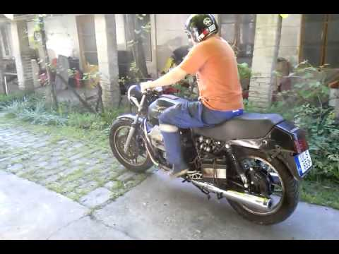 moto guzzi mille gt 1000 youtube. Black Bedroom Furniture Sets. Home Design Ideas