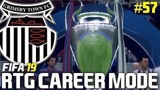 FIFA 19 RTG Career Mode #57 | OMG!! CL FINAL vs BARCELONA!!