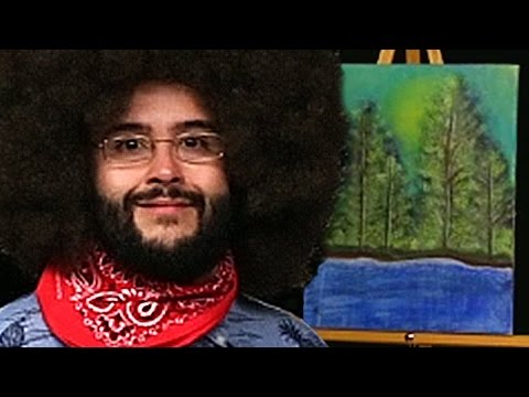 How To Paint with Dayvin Ross