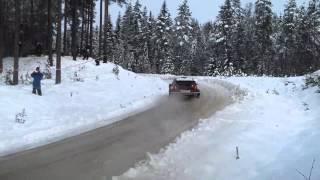 Rally Sweden 2013 SS21 Finnskogen