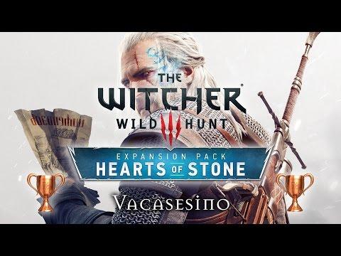 "The Witcher 3: Wild Hunt - Hearts of Stone - Trofeo ""Vacasesino"""