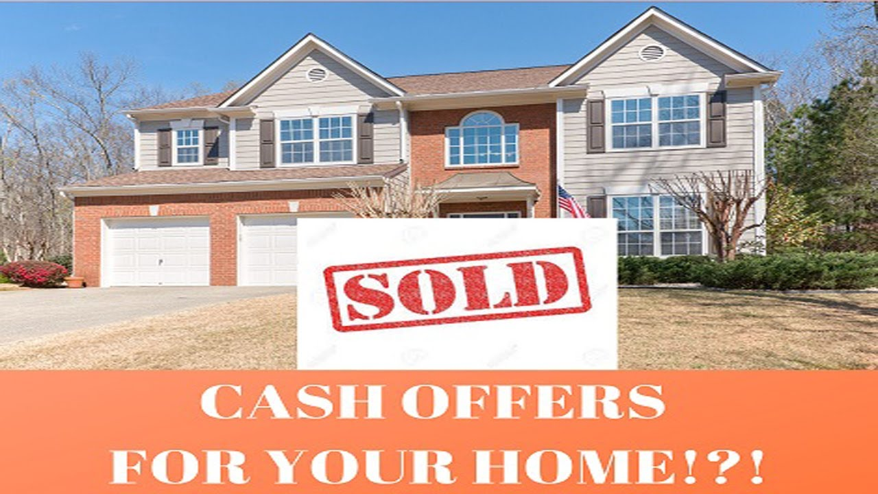 We Buy Houses For Cash - How Do We Determine Our Purchase Price For Home?