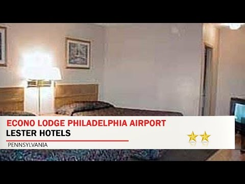 Econo Lodge Philadelphia Airport - Lester Hotels, Pennsylvania