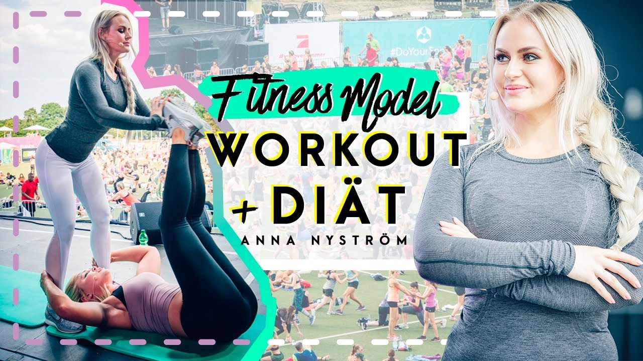fitness model di t training tipps mit anna nystrom wfd partner workout 2018 youtube. Black Bedroom Furniture Sets. Home Design Ideas