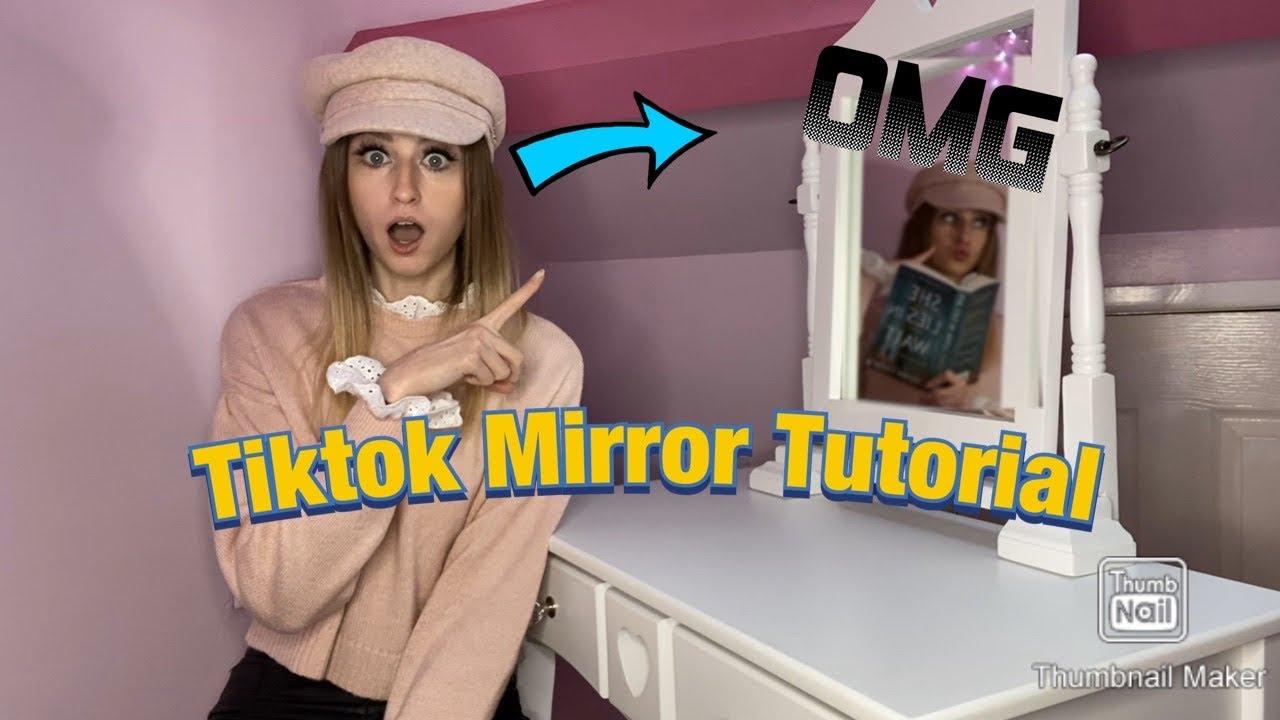 Mirror Effect Tiktok Tutorial Free Youtube