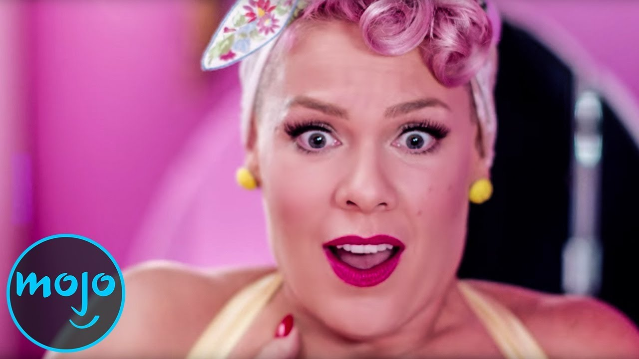 Pink - The Story & the Songs - YouTube