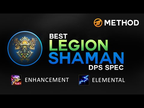 The Best Legion Shaman DPS Spec