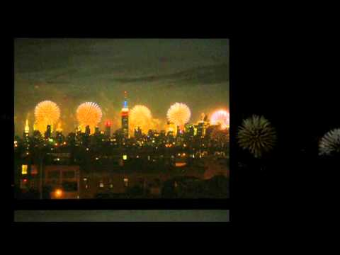 Famous Modern Art Manhattan NYC (MODERN ART FOR SALE) Buy Modern Art - FIREWORKS.mp4